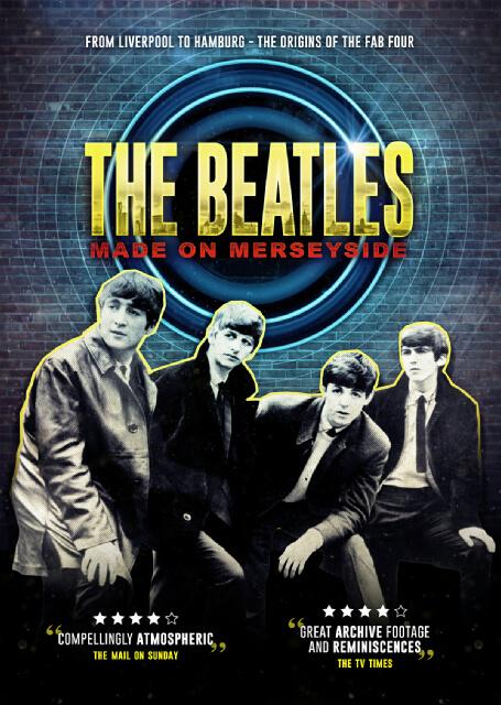 The Beatles Made On Merseyside Dvd Zavvi