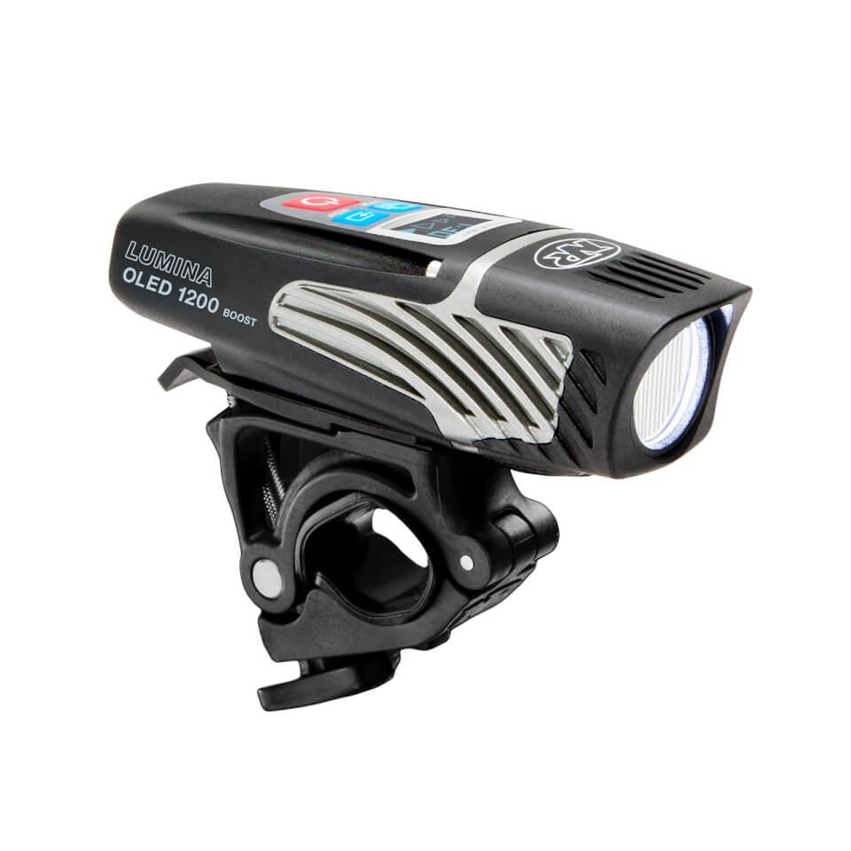 Niterider Lumina 1200 OLED Boost Front Light | Forlygter