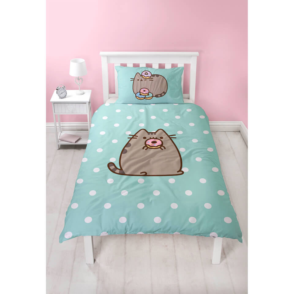 Pusheen Doughnut Duvet Set Iwoot