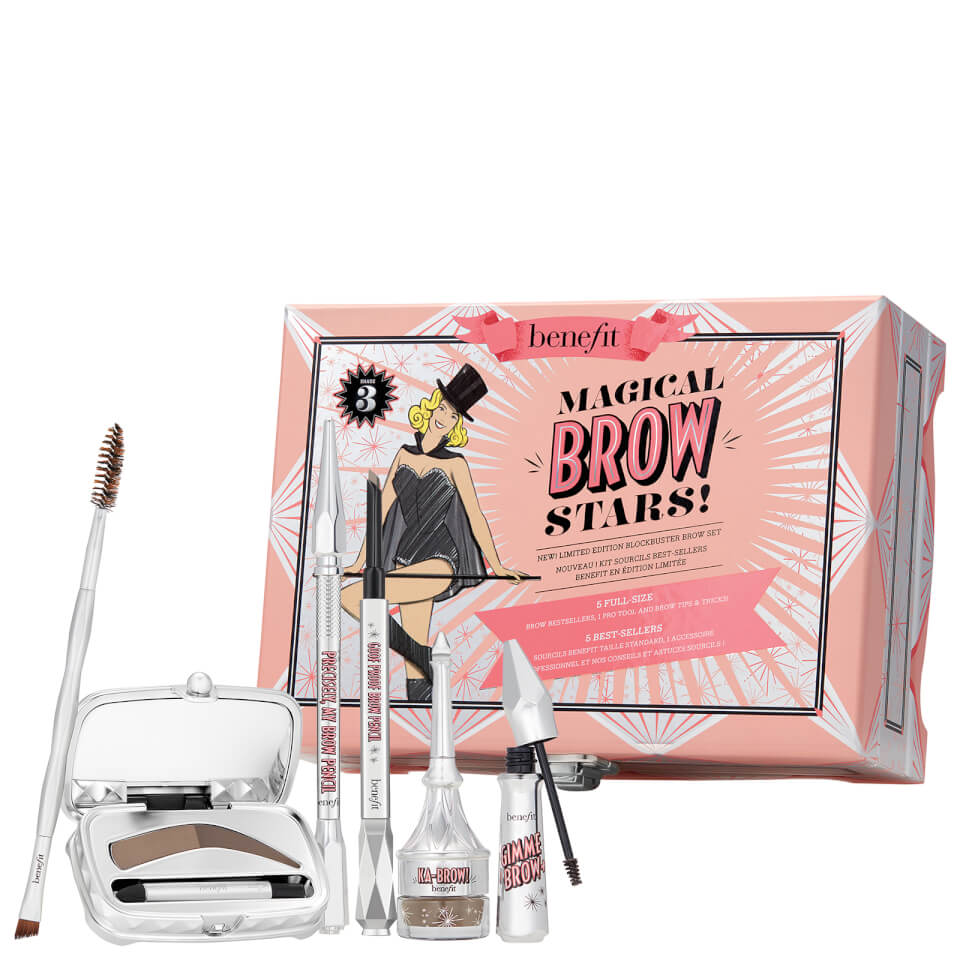 Benefit Magical Brow Stars 03 Holiday 2018 Brow Buster (Worth £118) by Benefit
