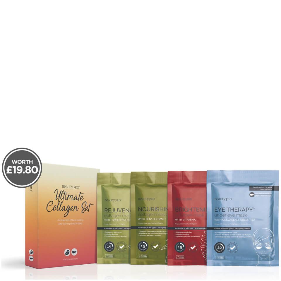 Beauty Pro Ultimate Collagen Set (Worth £19.80) by Beauty Pro
