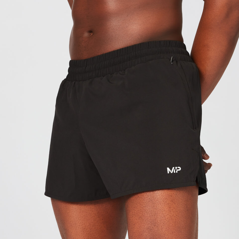 Pace 3 Inch Shorts - Black | Trousers