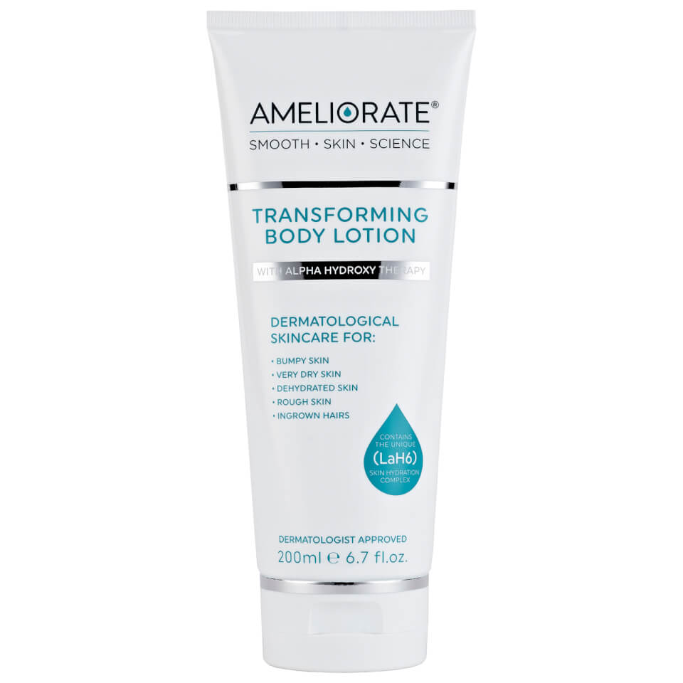 AMELIORATE TRANSFORMING BODY LOTION 200ML