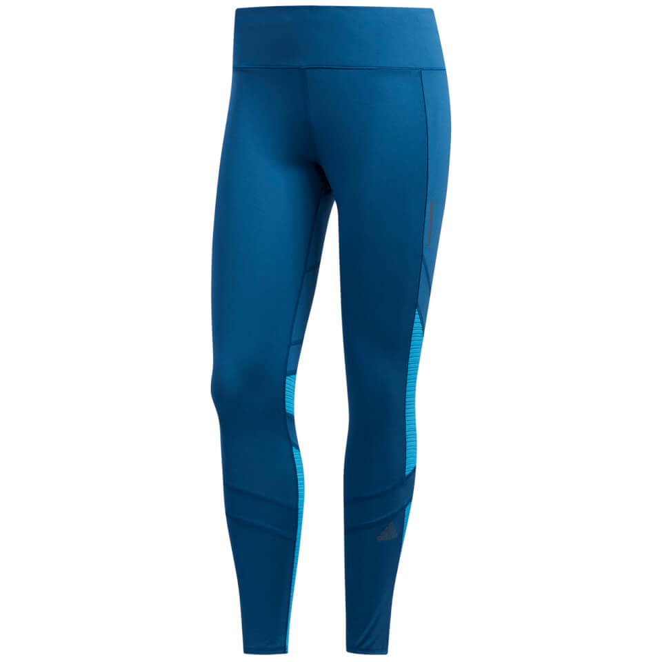 adidas Women's How We Do Tights - Legend Marine | Trousers