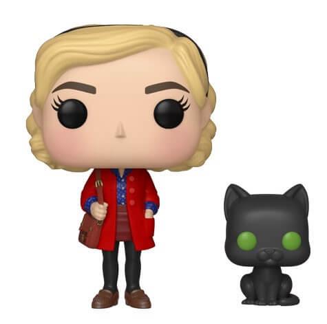 The Chilling Adventures Of Sabrina Sabrina With Salem Pop