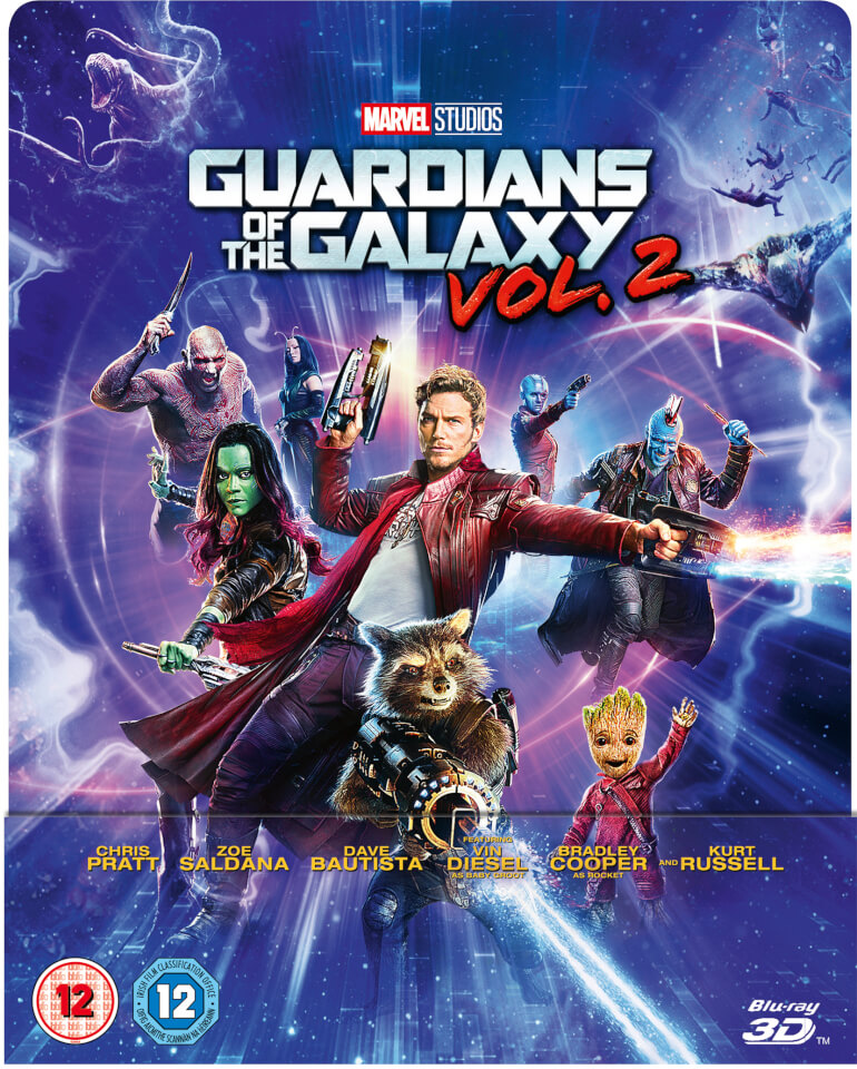 Guardians Of The Galaxy 2 Maxdome