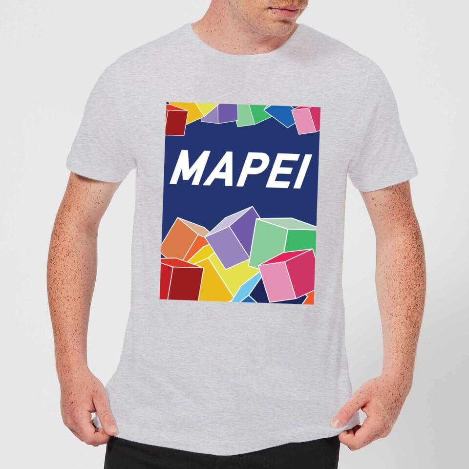Summit Finish Mapei Men's T-Shirt - Grey | Jerseys