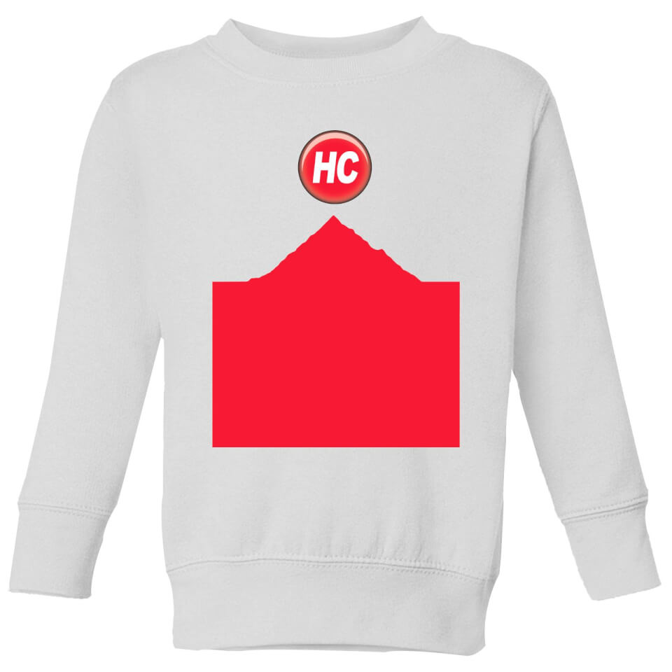 Summit Finish Hors Categorie Kids' Sweatshirt - White | Jerseys