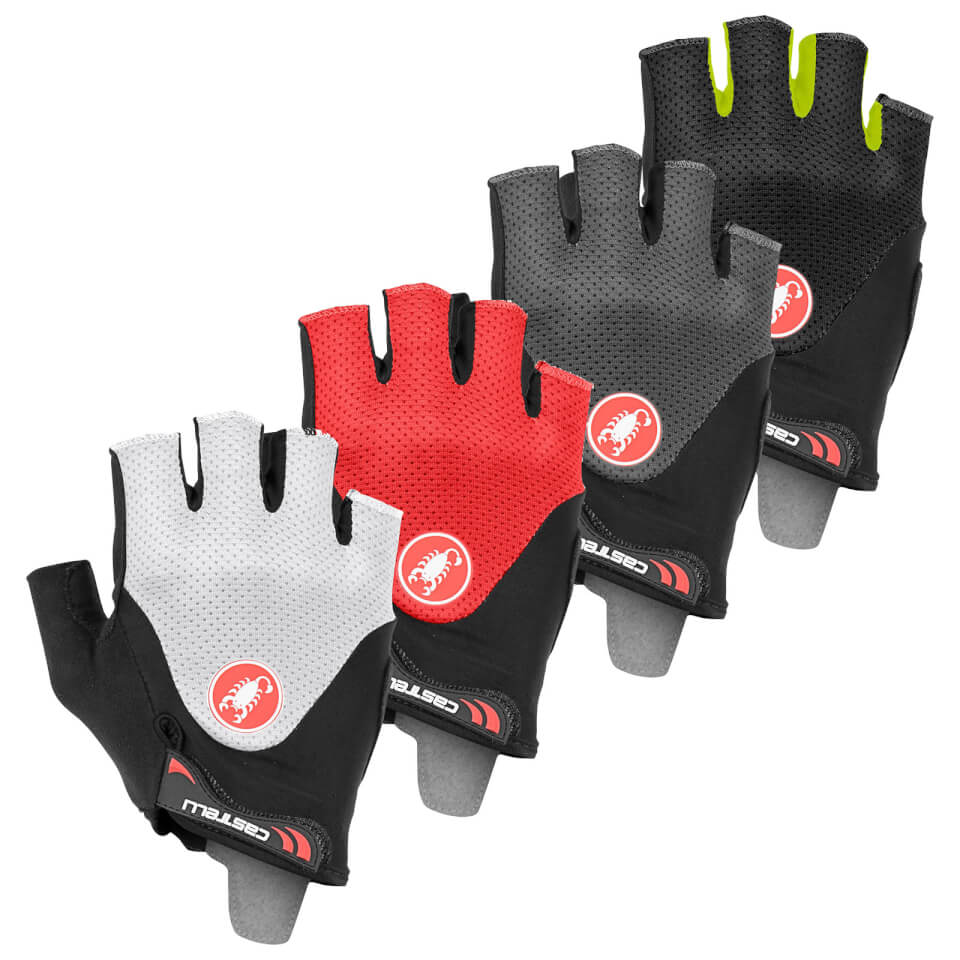 Castelli Arenberg Gel 2 Short Finger Gloves | Gloves
