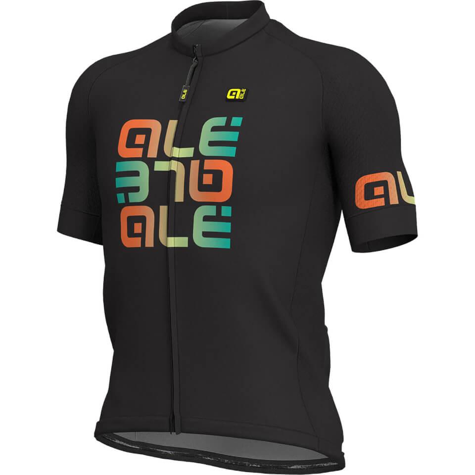 Alé Cycling Solid Mirror Cykeltrøje Damer, green | Trøjer