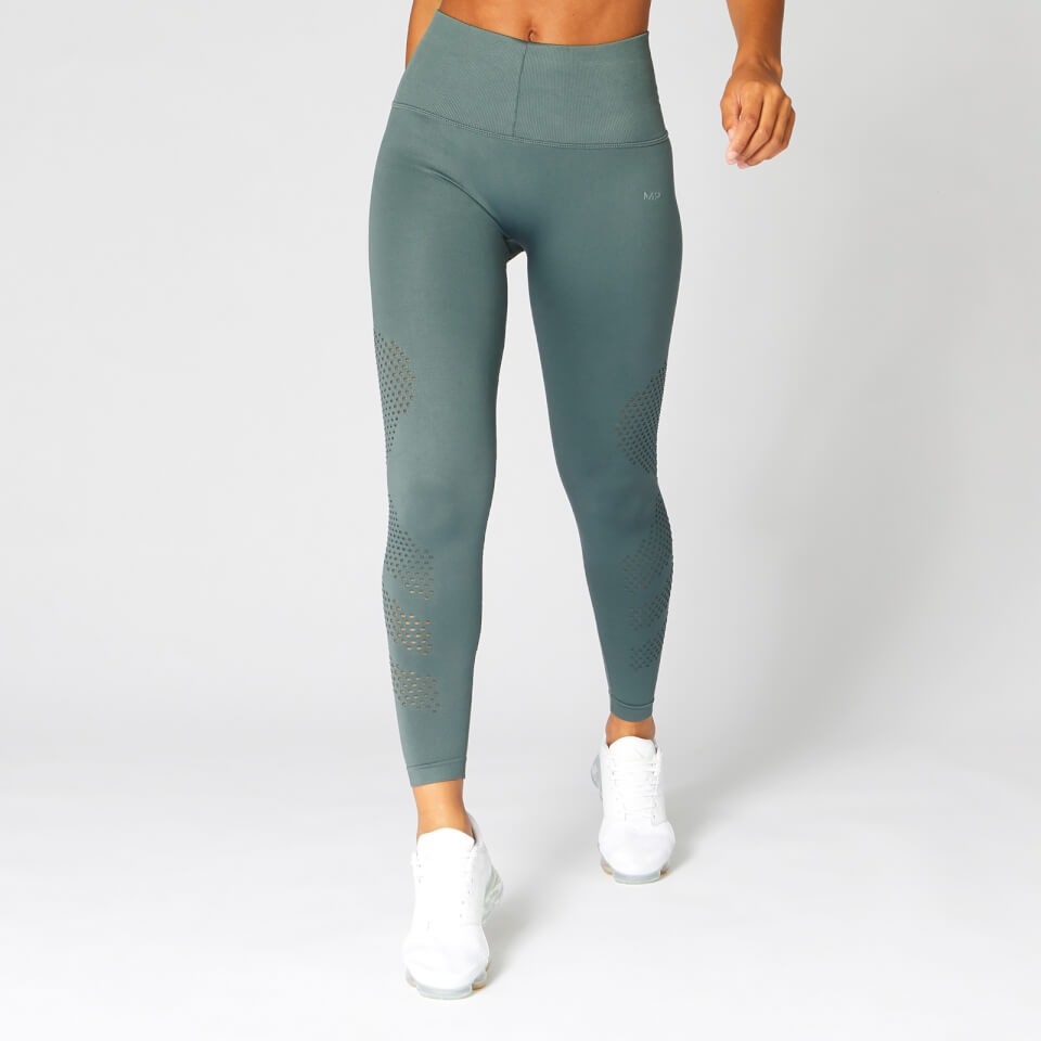 Shape Naadloze Leggings — Grey
