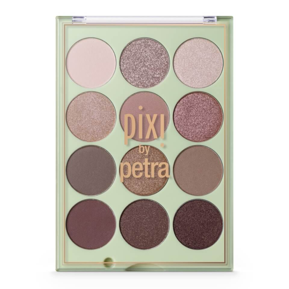 PIXI Eye Reflections Shadow Palette – Natural Beauty 16.5g