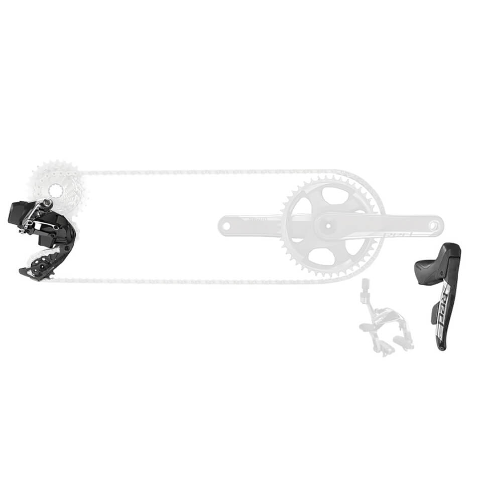 SRAM Red eTap AXS 1 x D1 Electronic Road Groupset | Groupsets