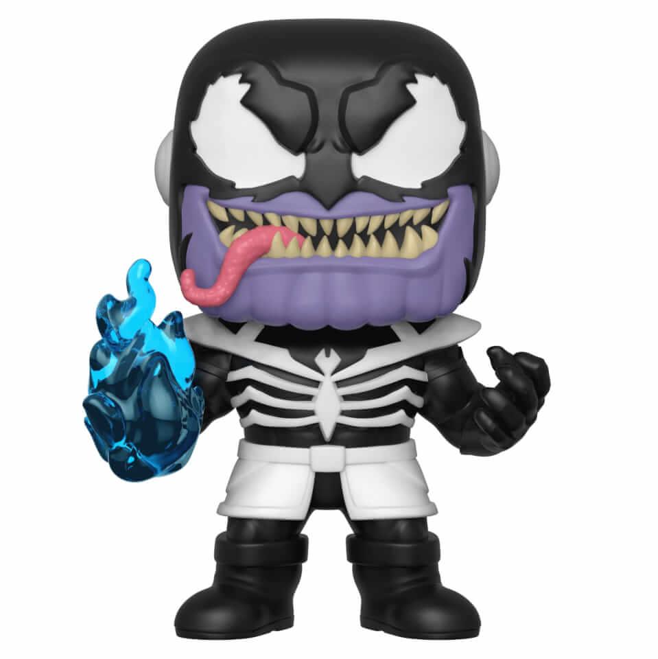 Marvel Venom Thanos Pop Vinyl Figure Pop In A Box Us