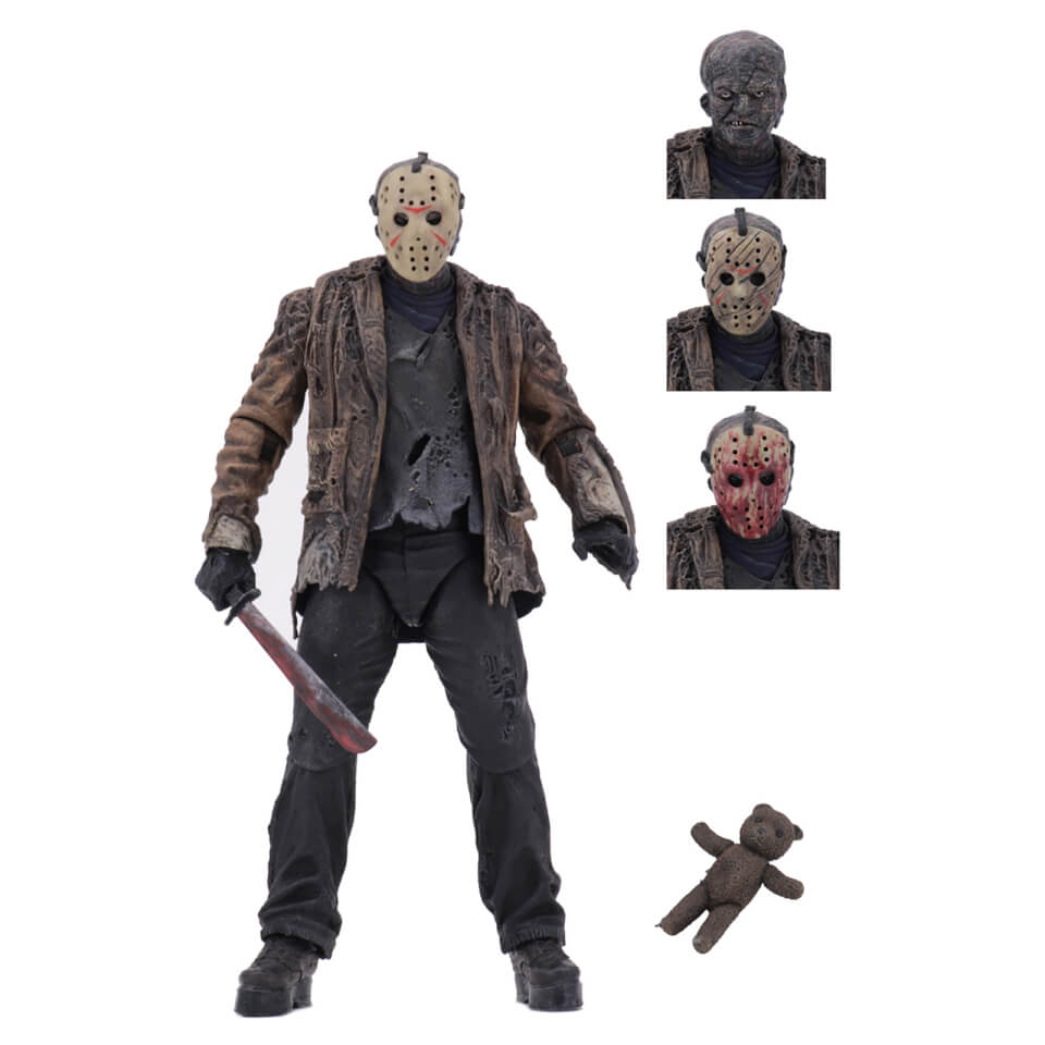 Neca Freddy Vs Jason 7 Quot Scale Action Figure Ultimate