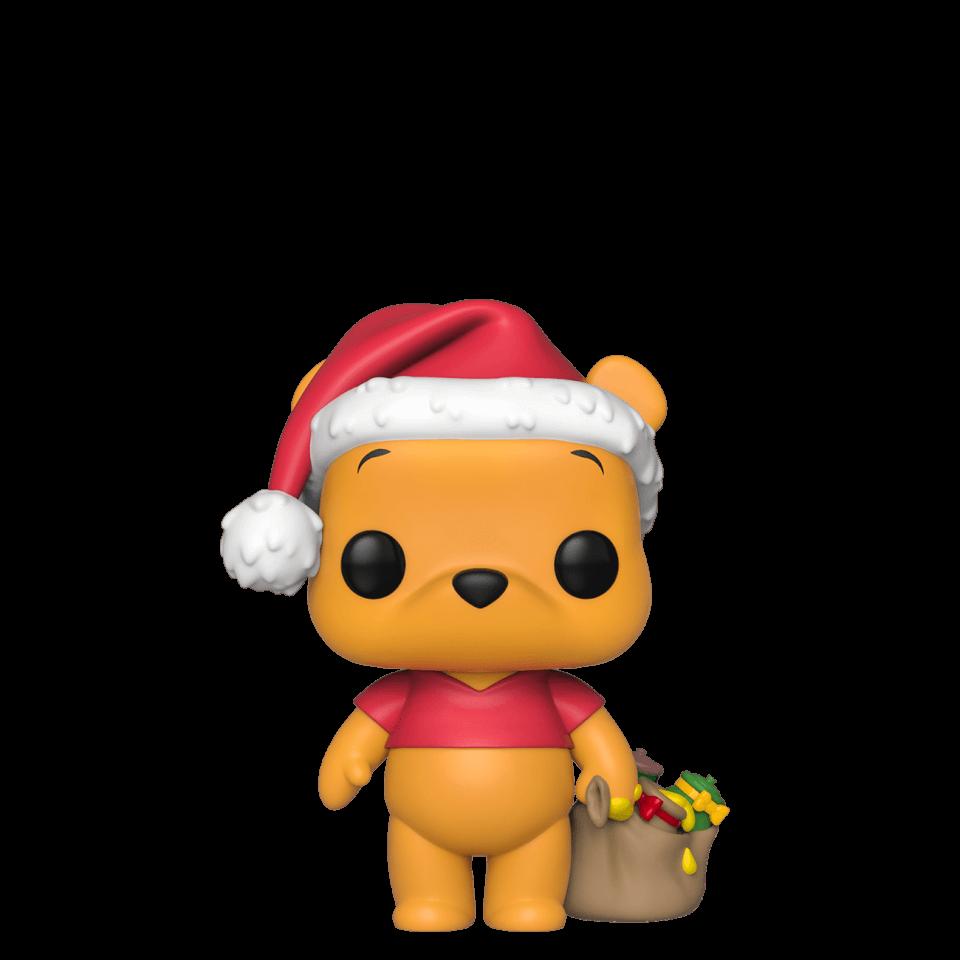 Figurine Pop Winnie L Ourson Disney No 235 L Pop In A