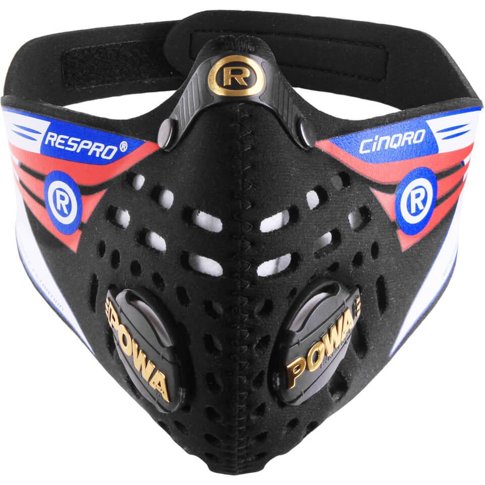 Respro Cinqro Mask | Glasses
