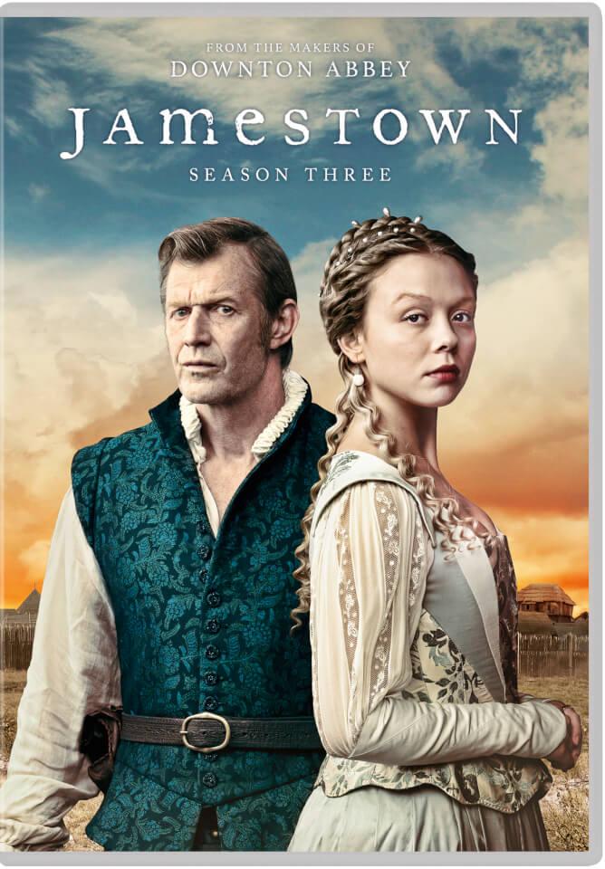 Jamestown Season 3 Dvd Zavvi