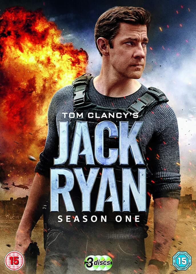 Jack Ryan Season 1 Dvd Zavvi Uk
