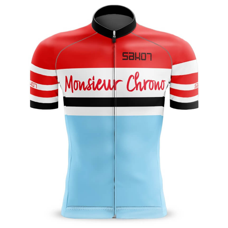 Sako7 Monsieur Chrono Jersey | Jerseys