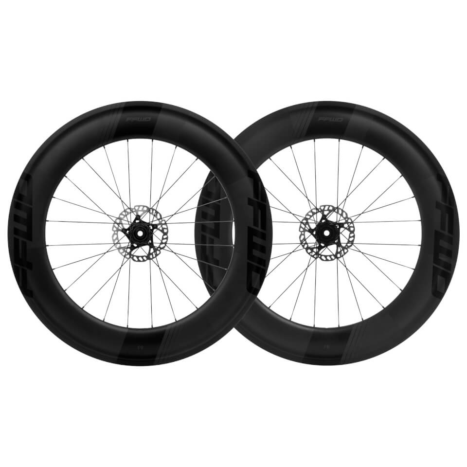 Fast Forward F9 DT350 Disc Brake Clincher Wheelset | Wheelset