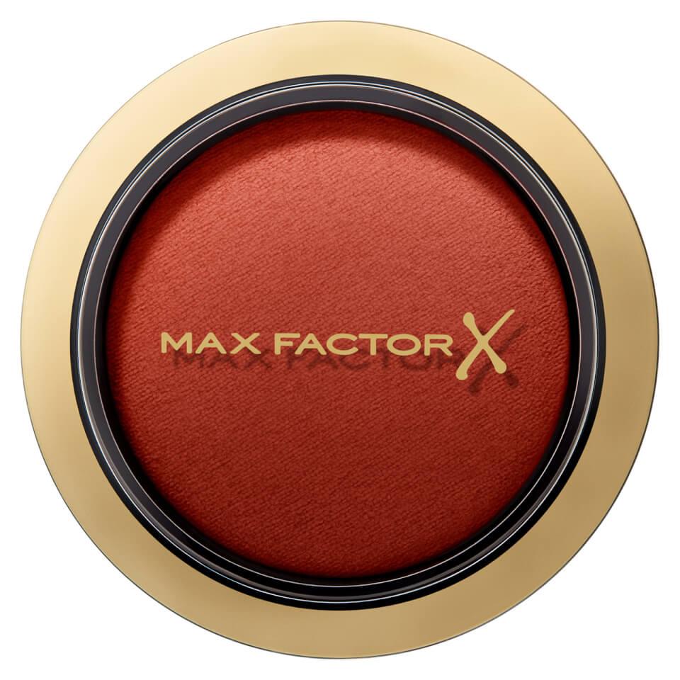 Fabriksnye Max Factor Crème Puff Matte Blush - 55 Stunning Sienna 1.5g | Free IK-14