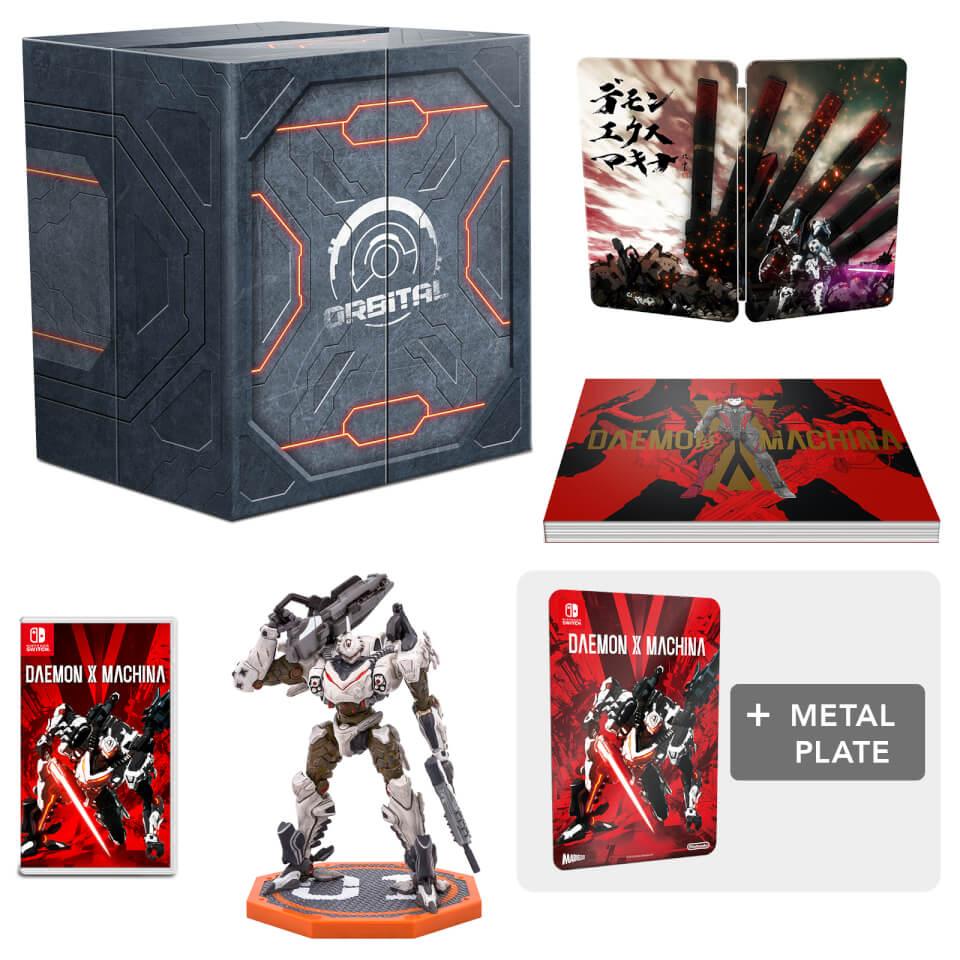 Daemon X Machina Orbital Limited Edition announced ...