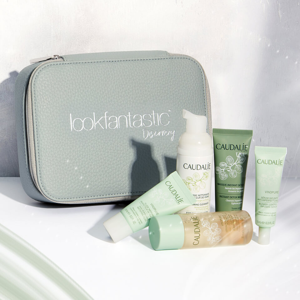 Caudalie lookfantastic Discovery Bag
