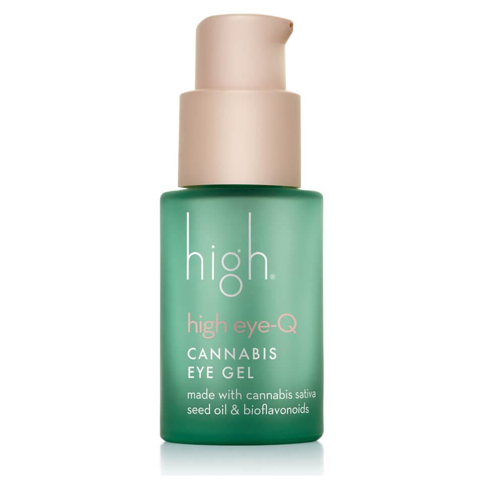 High Beauty cannabis eye gel