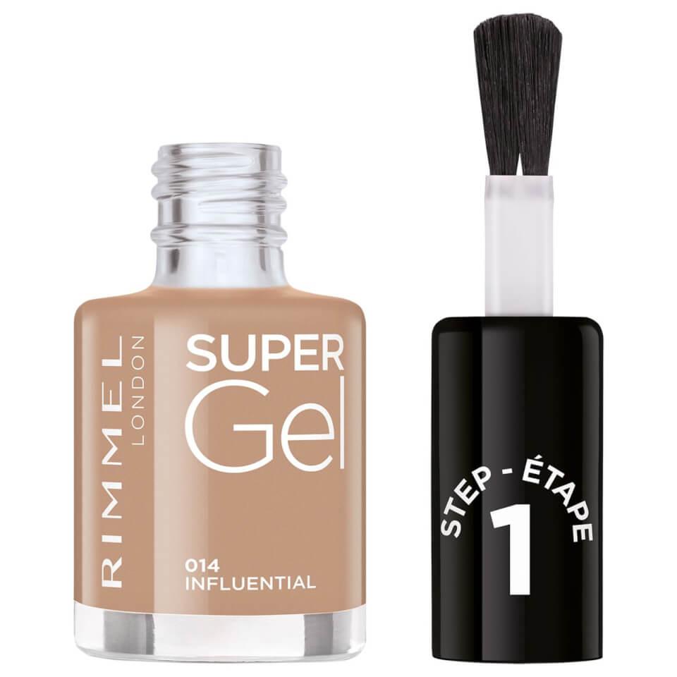 Rimmel Super Gel Nail Polish 12ml