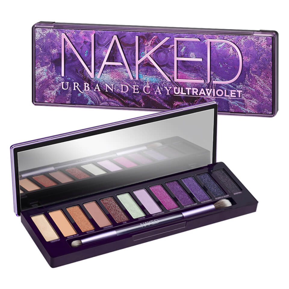 Urban Decays Naked Ultraviolet Palette Is Coming Soon