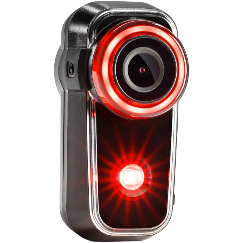 Cycliq FLY6 Gen 3 Rear Light with HD Rear Facing Camera | camera