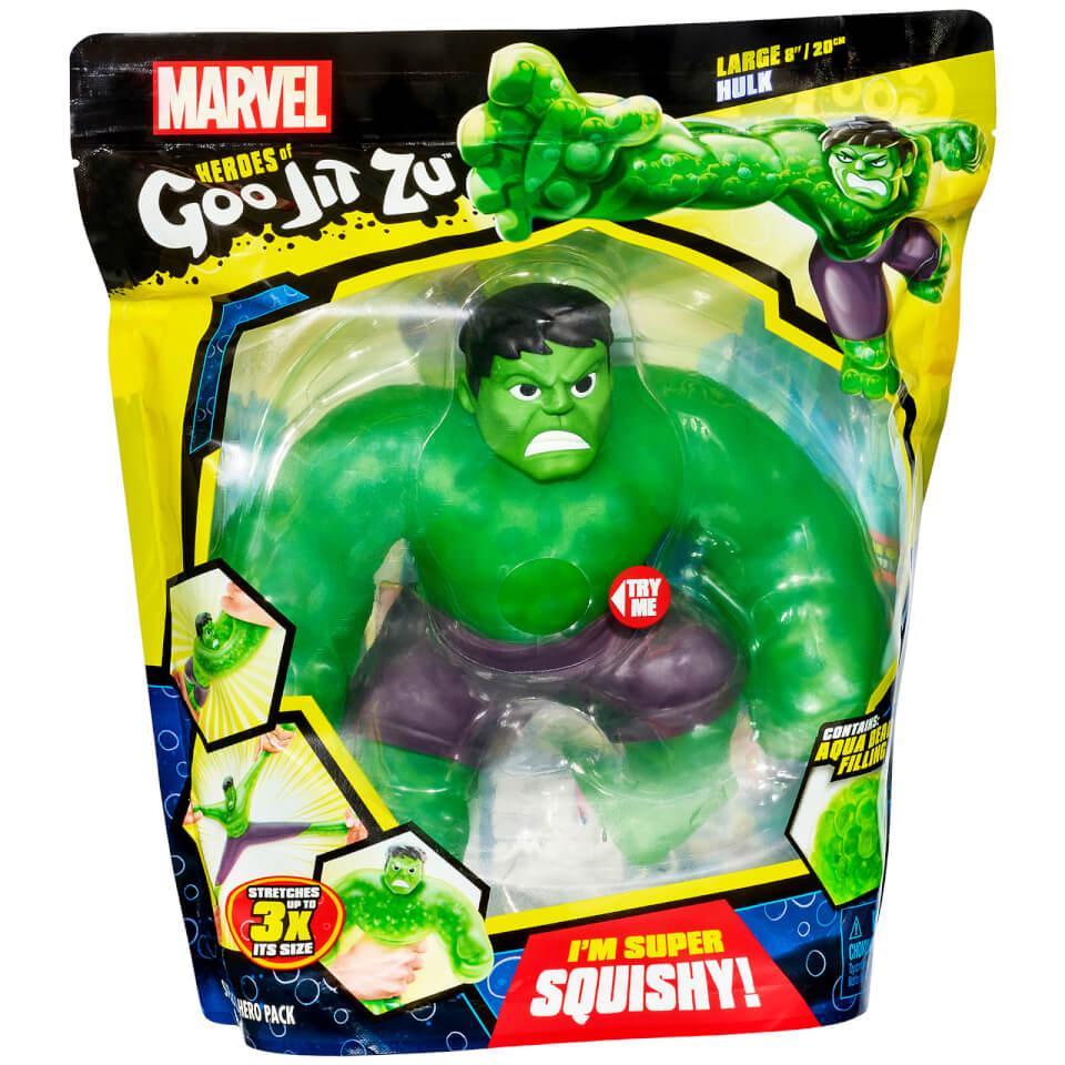 Heroes Of Goo Jit Zu Marvel Avengers Hulk
