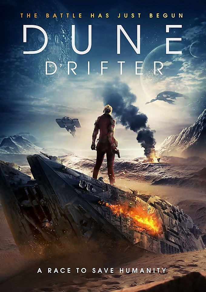 Dune Drifter Dvd Zavvi Uk