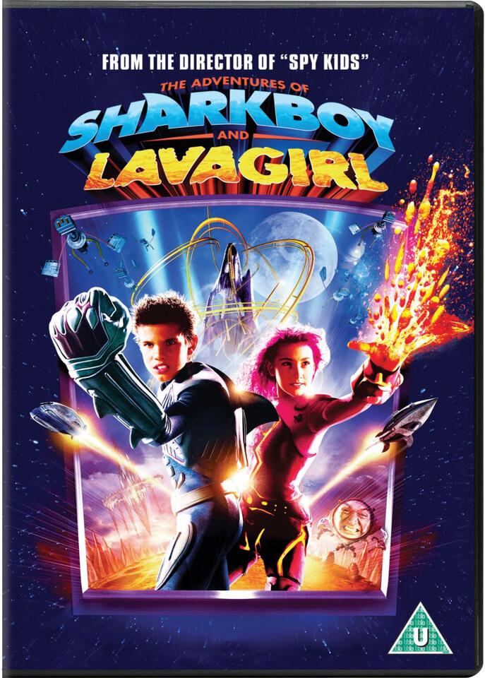 Shark Boy And Lava Gir...