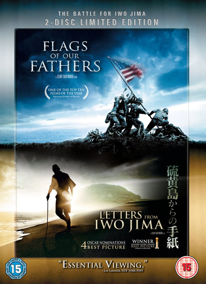 essay on letters from iwo jima