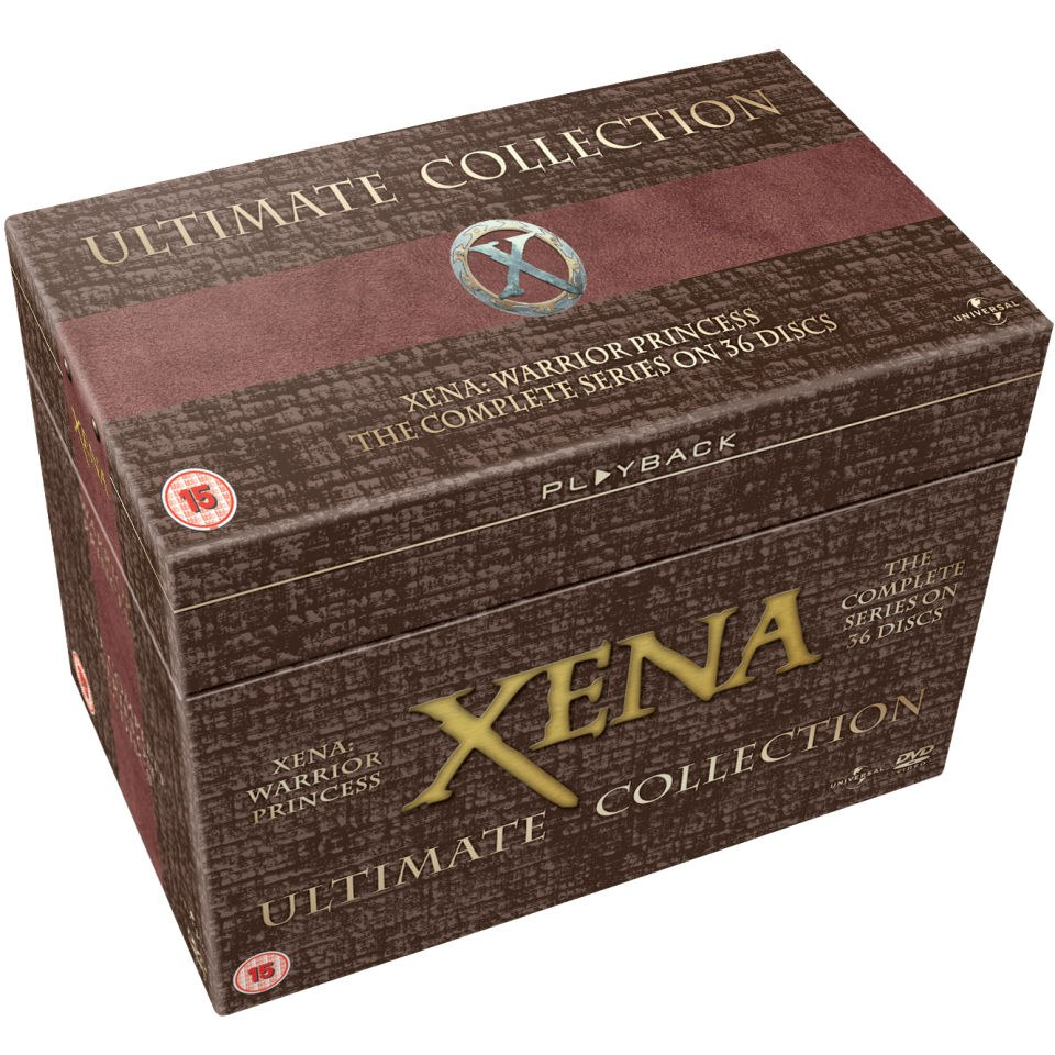 Animal instincts dvd zavvi com - Xena Warrior Princess The Ultimate Collection 36dvd Dvd Zavvi Com