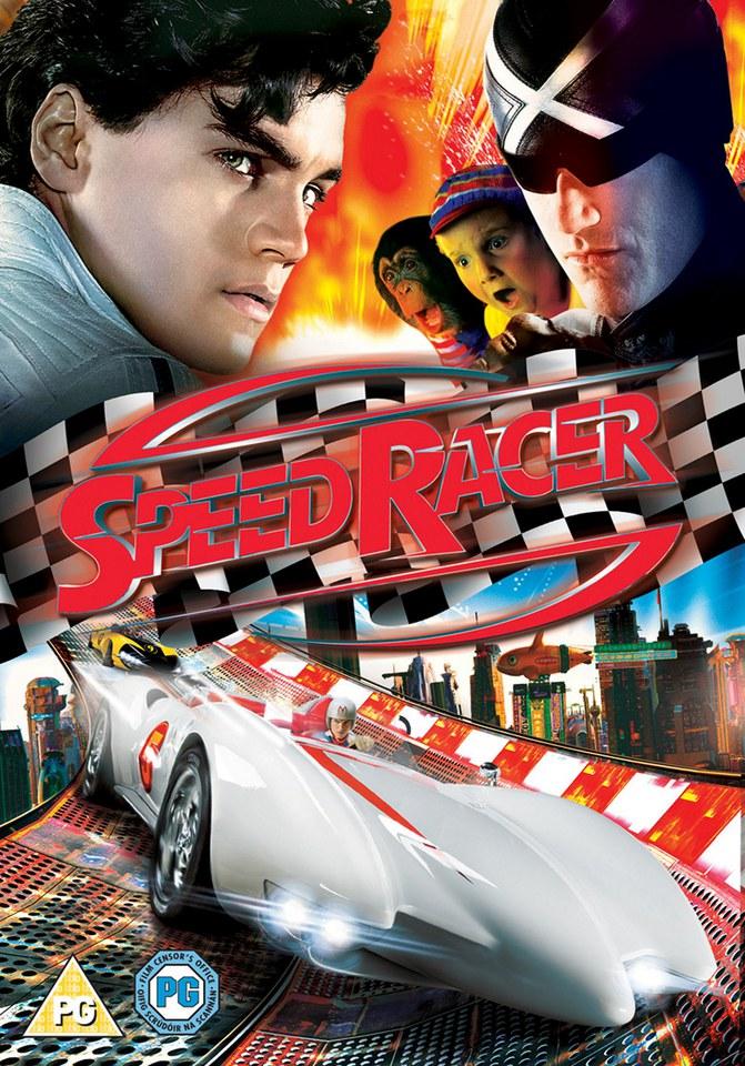 Speed Racer Dvd Zavvi