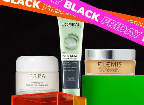 black friday skincare