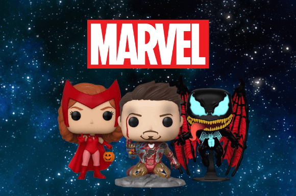Avengers, X-Men, GotG and Fantastic Four... you'll never run out of MCU Pops!