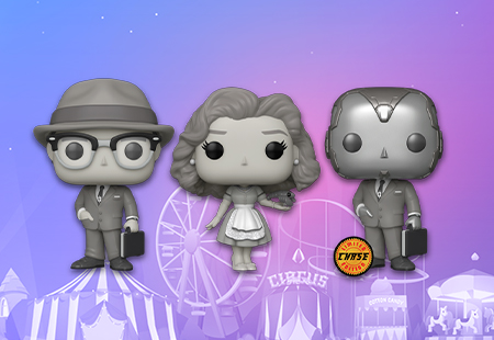 WANDAVISION POPS ARE HERE!!