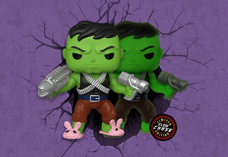 r 🟩PX Previews Marvel Professor Hulk EXC Funko Pop! Vinyl🟩
