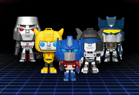 🚗🤖BRAND NEW: TRANSFORMERS IN POPS!🤖🚗
