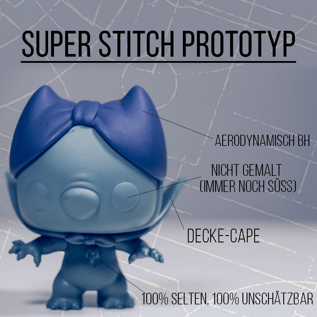 SuperHero Stitch Prototyp