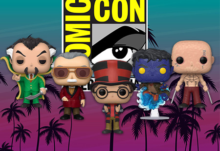 SDCC In Stock