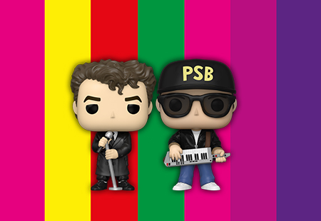 🎤BRAND NEW: THE PET SHOP BOYS POPS!!!🎤