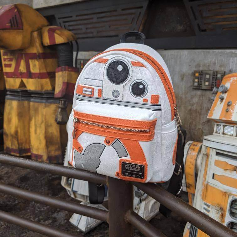 BB-8 Loungefly Mini Backpack In Stock Now!