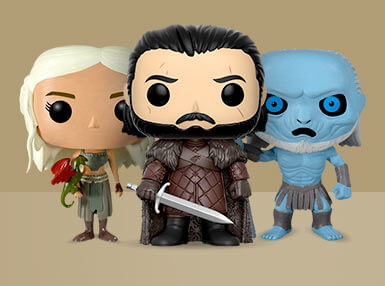Game of Thrones Pop in a Box