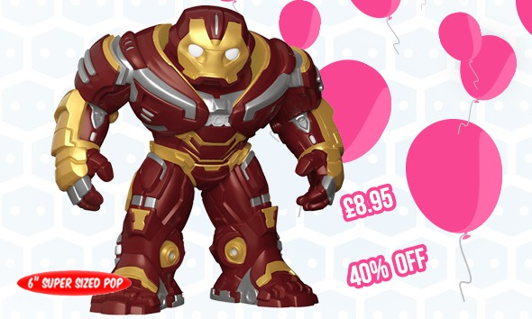 6-INCH HULKBUSTER 40% OFF!