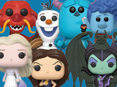 ¿Quieres ser Princesa Disney o un magnífico Villano? Nuestra suscripción mensual Disney te garantiza una provisión mensual donde recibirás los Pop! más increíbles de la franquicia del ratón más famoso de todos los tiempos. ¡Esta es tu suscripción!